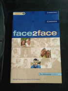 Face2face    Pre-intermediate Workbook + Student's Book  with CD-ROM  Audio CD