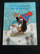 Little Mole in Winter. -  English