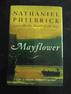 Mayflower. - A Story of Courage, Community and War